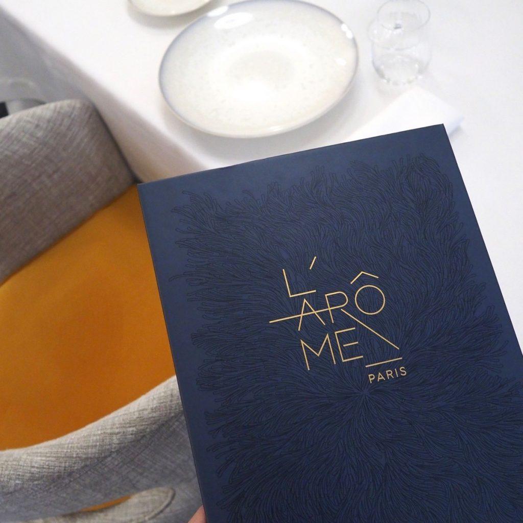 Restaurant L'Arôme Paris 8