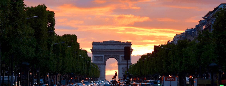 Restaurant étoilé Champs Elysées