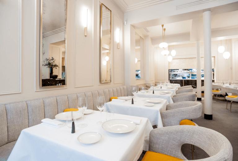 Restaurant étoilé Paris 8eme