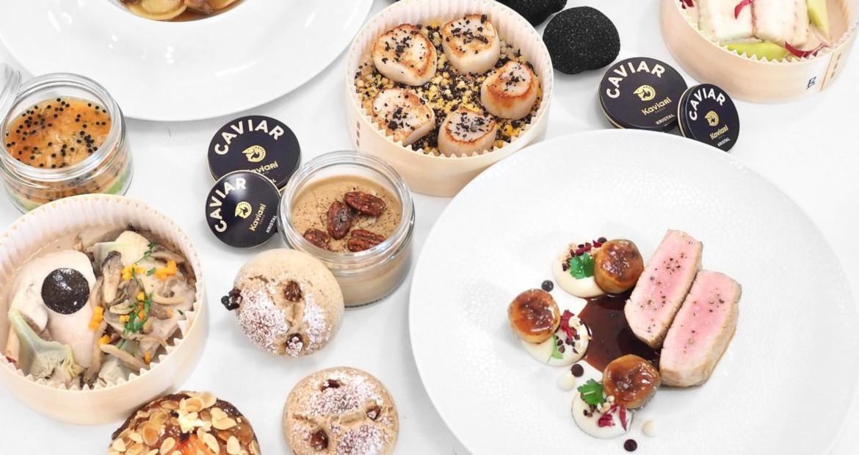 Livraison de repas gastronomique Paris