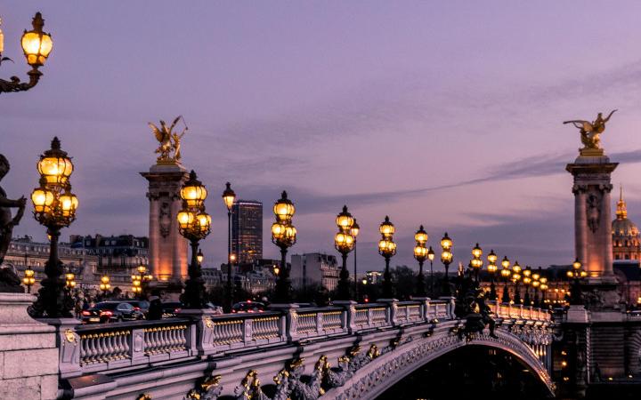 restaurant chic Paris 8