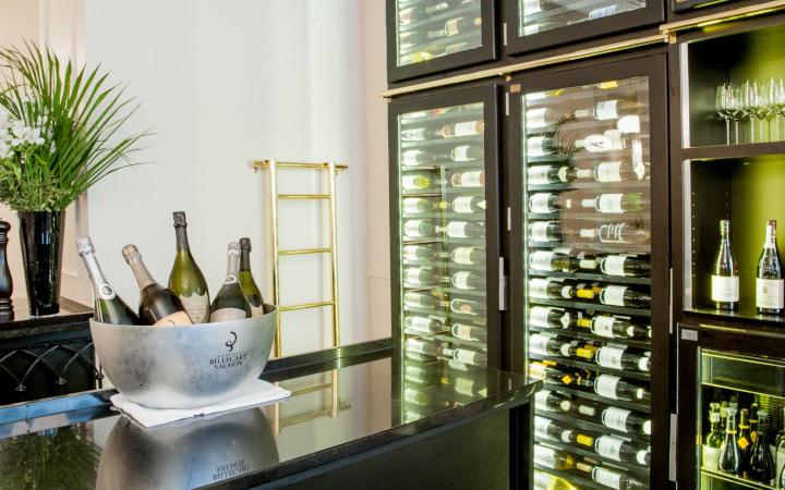Restaurant avec salle privative Paris 8